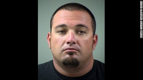 Justin Cole Forster, 31, the Bandidos' national sergeant at arms, faces racketeering and drug charges.