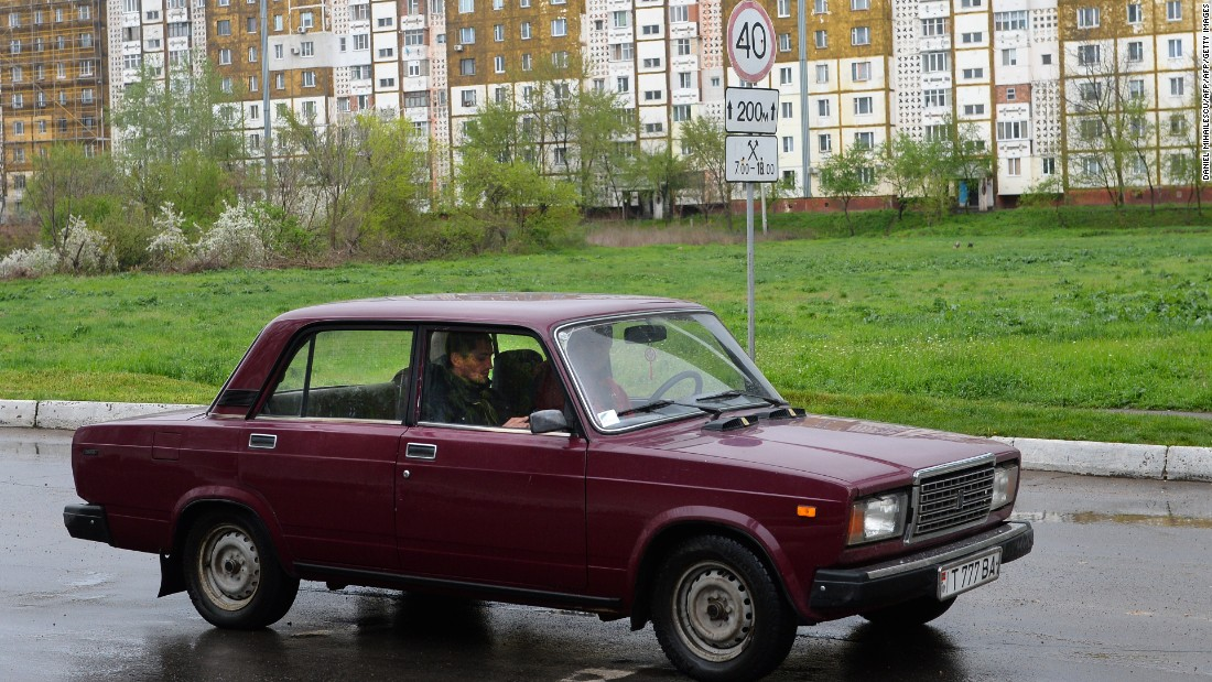 BFC players earned enough to afford a Russian-made Lada car, considered a luxury at the time.