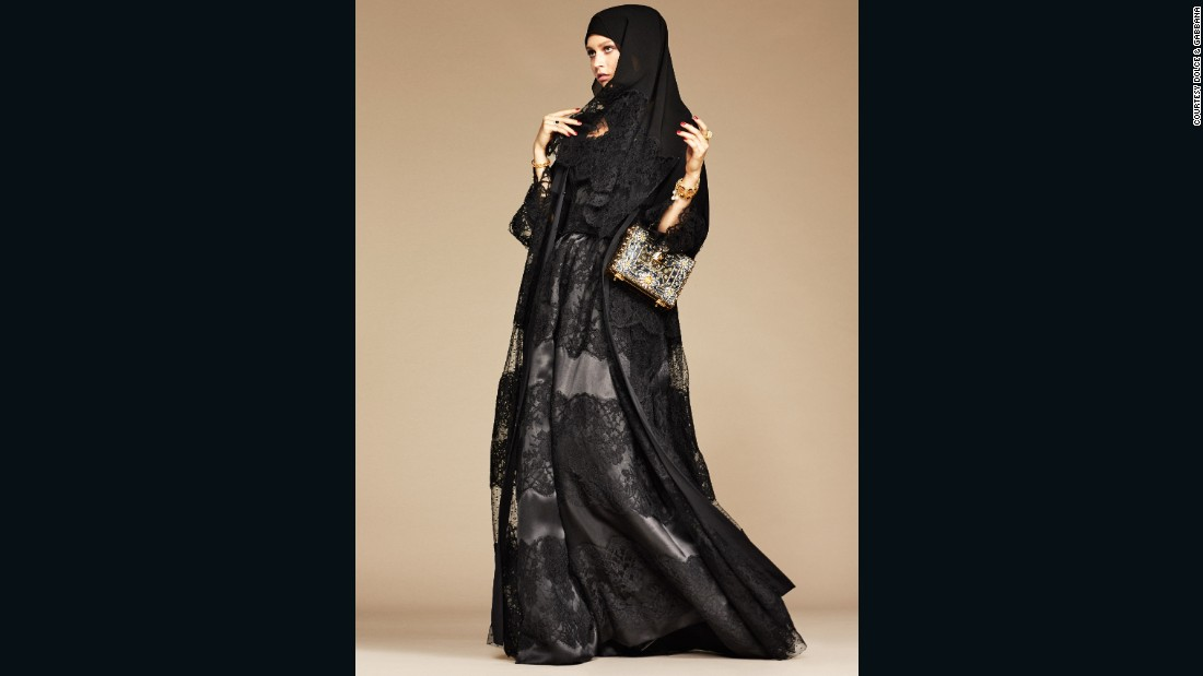 The collection was first revealed on Style.com/Arabia on January 3.