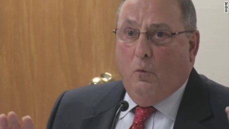maine governor paul lepage shifty d money_00002504
