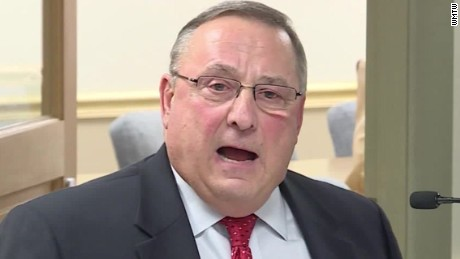 maine governor paul lepage shifty d money drugs sot_00002308