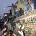 East Germany West Germany Berlin Wall Brandenburg Gate