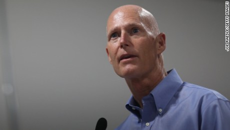 Florida Governor: Prepare for a direct hit