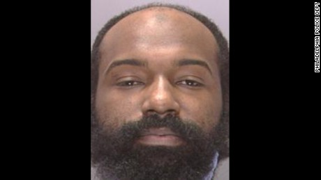 Philadelphia police shooter suspect Edward Archer