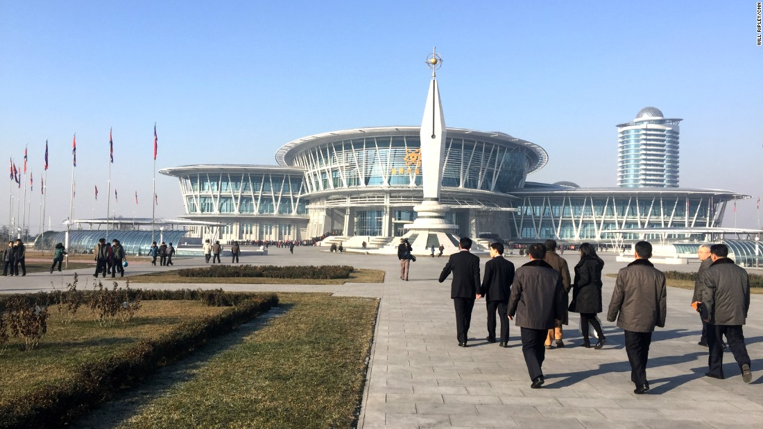 "CNN visits the North Korean <a href=""http://www.cnn.com/2016/01/08/asia/north-korea-hydrogen-bomb-science-park/"" target=""_blank"">Science and Technology Center</a> in Pyongyang in January 2016."