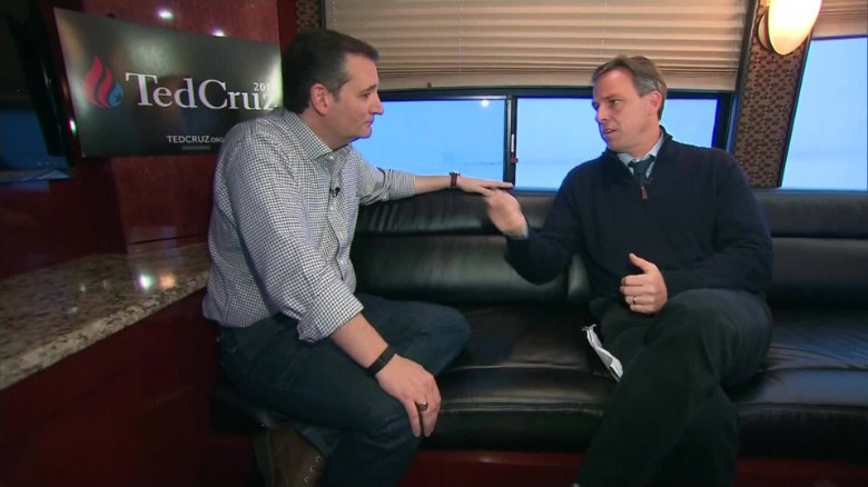 Sen. Ted Cruz on State of the Union: Part 2