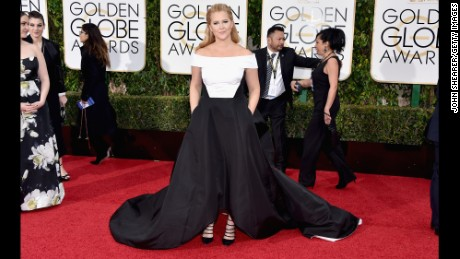 Amy Schumer: It's just 'cause I'm a girl