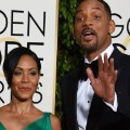 golden globes red carpet 2016 - Jada Pinkett and Will Smith