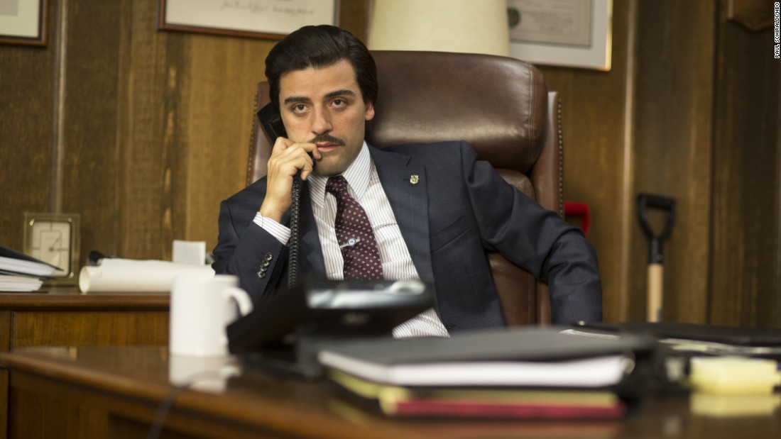 "<strong>Best actor in a miniseries or television film:</strong> Oscar Isaac, ""Show Me a Hero"""