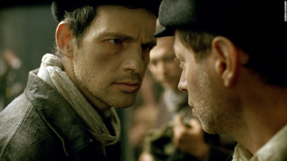 "<strong>Best foreign-language film<strong></strong>: </strong>""Son of Saul"" (Hungary)"