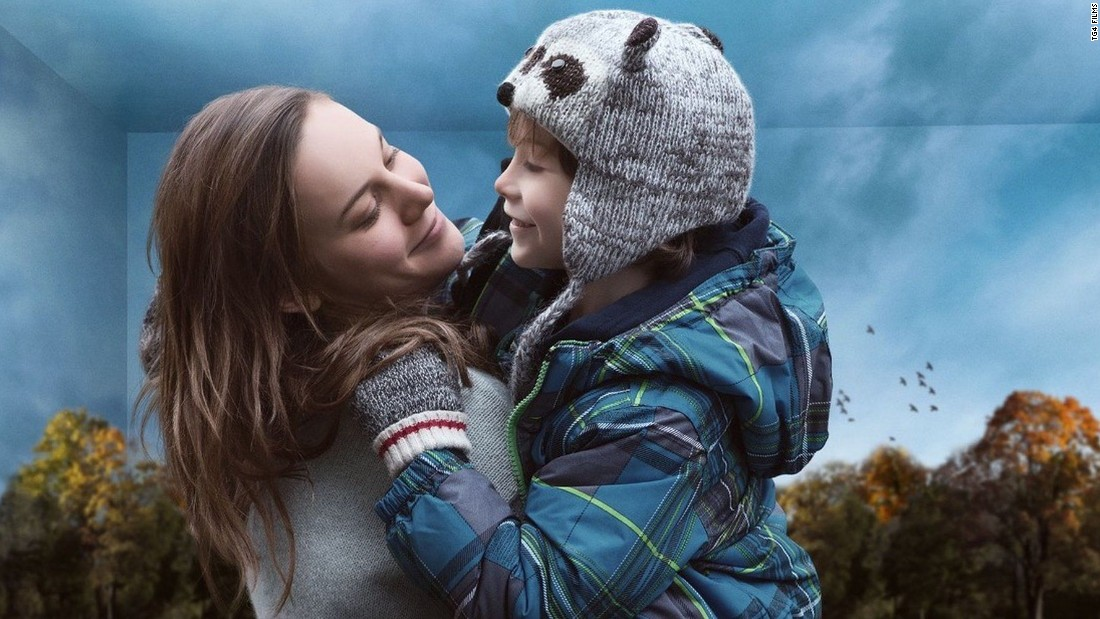 "<strong>Best actress in a motion picture -- drama: </strong>Brie Larson, ""Room"""
