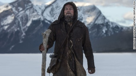 """""""The Revenant"""" isn't for the faint of heart but worth it to see the role that won Leonardo DiCaprio his first Oscar."""