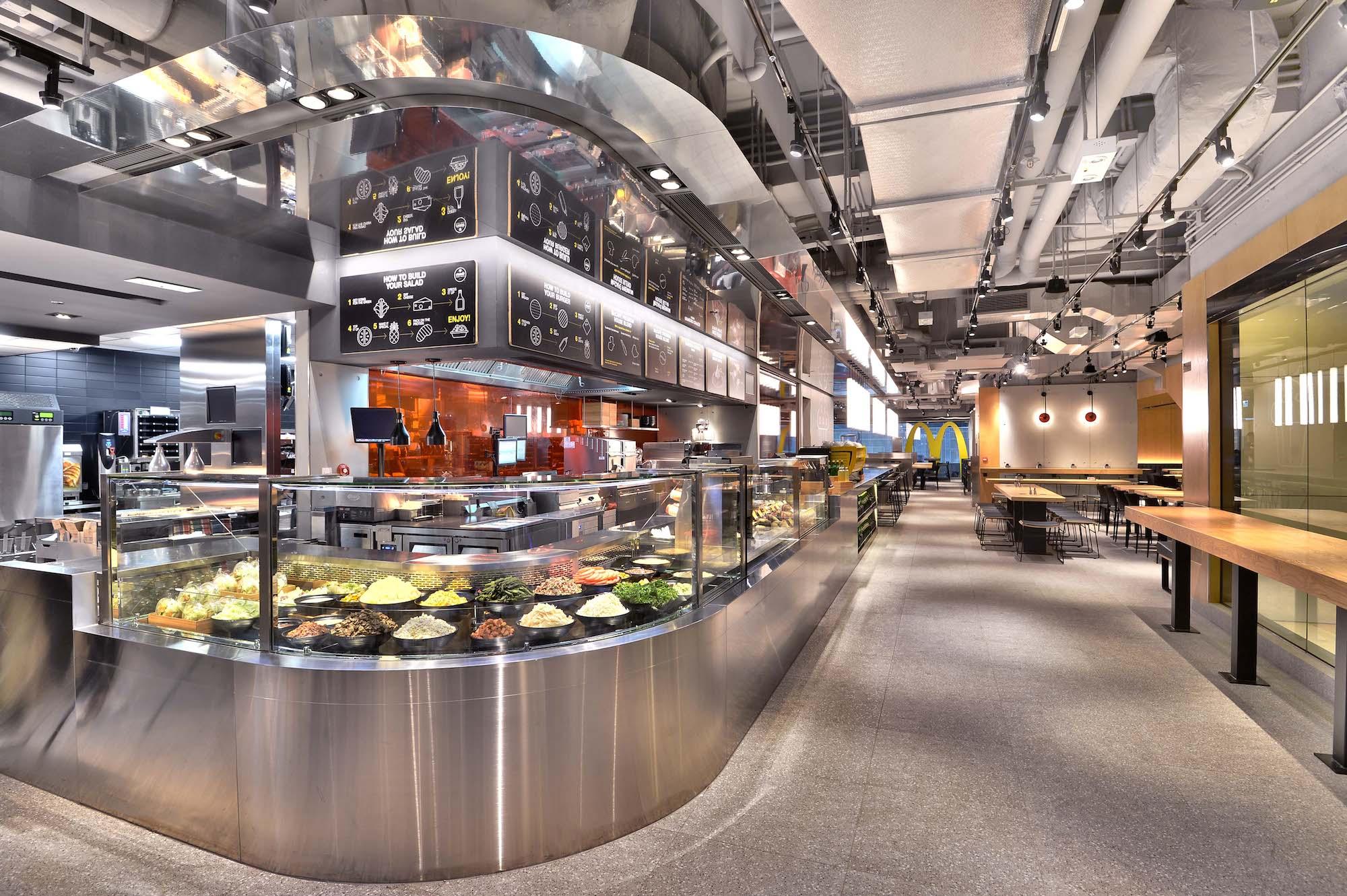 Mcdonald S Next Debuts In Hong Kong Cnn Travel