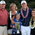 Jordan Spieth Tournament of Champions family