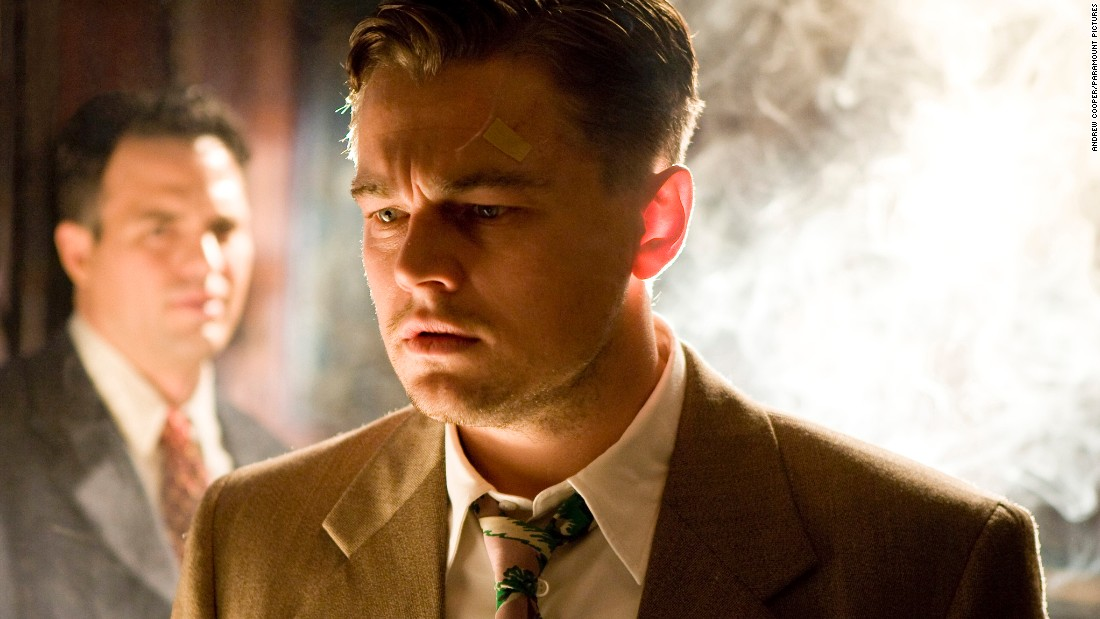 "Dennis Lehane's novel ""Shutter Island"" got the big-screen treatment in 2010. DiCaprio starred, and Scorsese directed."
