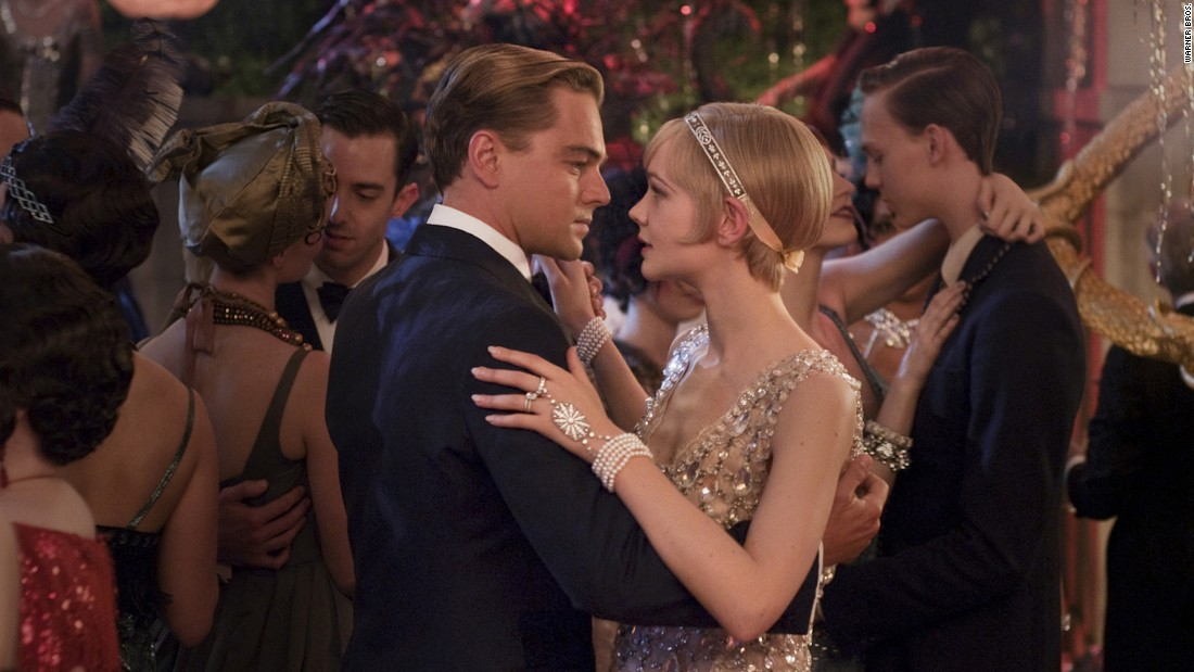 "That same year, DiCaprio starred in ""Great Gatsby,"" an adaptation of the classic F. Scott Fitzgerald novel, co-starring Carey Mulligan."