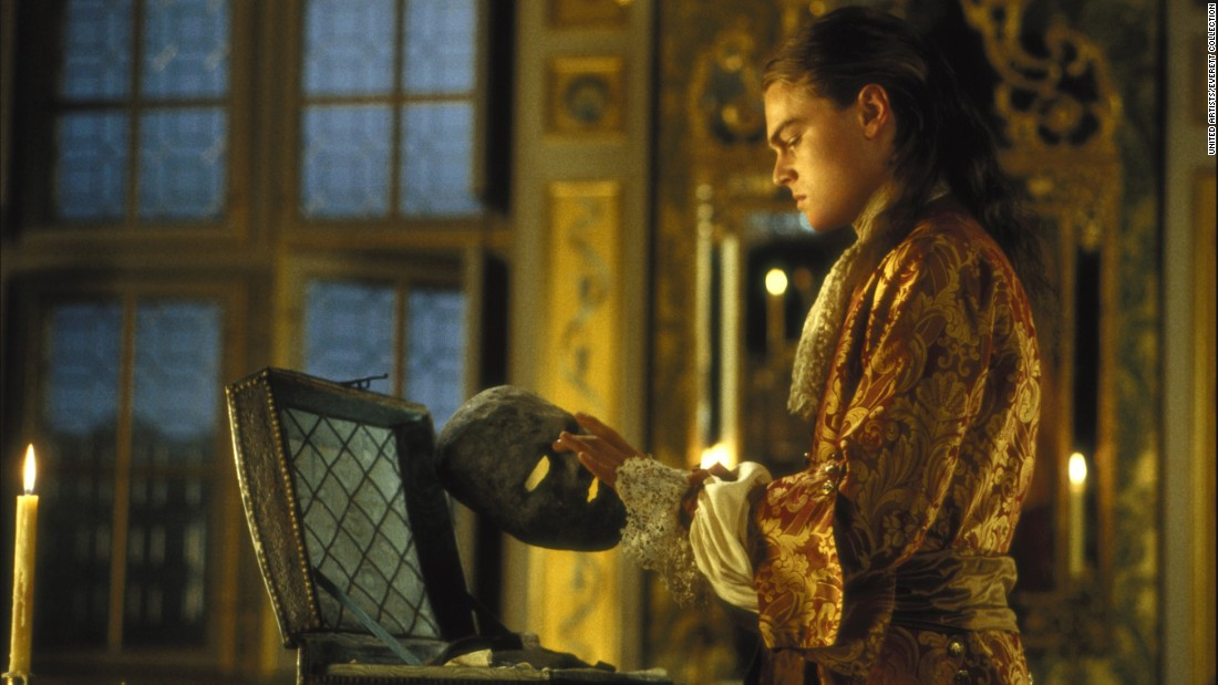 "The 1998 version of ""The Man in the Iron Mask"" is one of several that has been produced over the years. The actor portrays King Louis XIV."