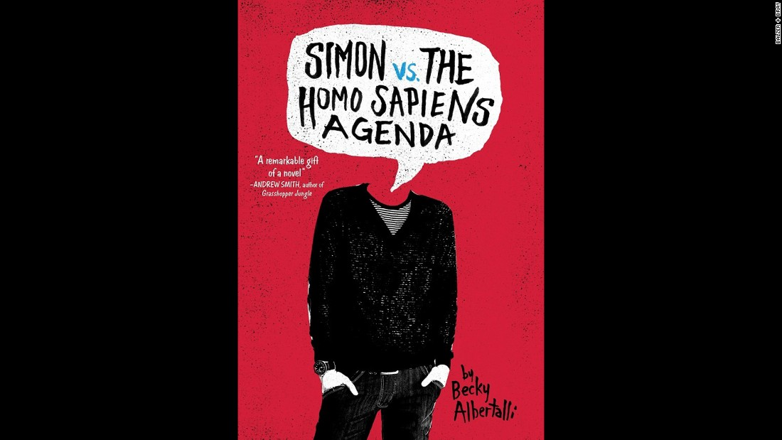 "<strong>William C. Morris Award </strong>for a debut book published by a first-time author writing for teens: ""Simon vs. the Homo Sapiens Agenda,"" written by Becky Albertalli.<br />"