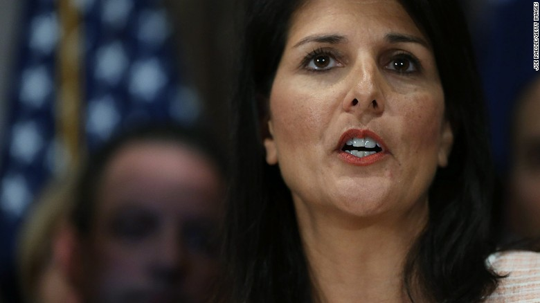 Paul Ryan: Nikki Haley a 'visionary'