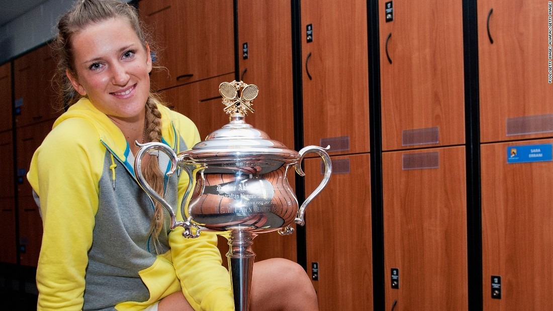 Back in 2012, Azarenka was the most dominant player in the early part of the season, not only triumphing in Melbourne but compiling a 26-match winning streak.