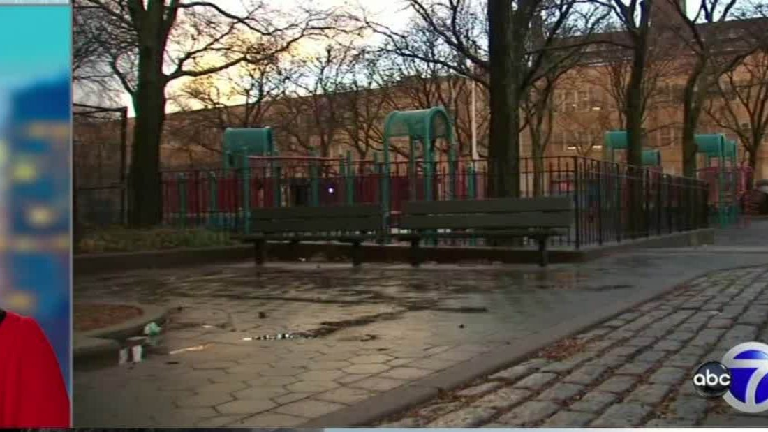4 teens arrested in alleged gang rape of 18-year-old in Brooklyn playground