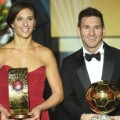 lionel messi carli lloyd ballon d'or