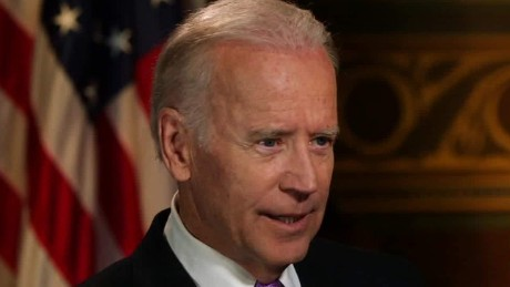 Full interview part 1: Biden weighs in on 2016 election