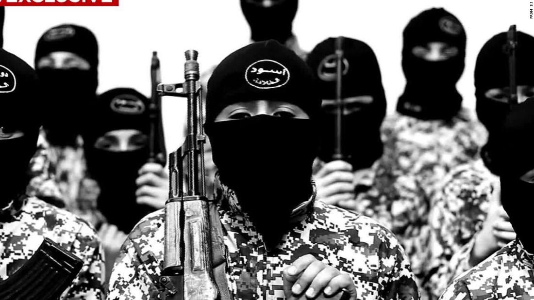 How ISIS recruits children, then kills them