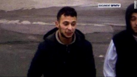 New images show fugitive Paris attack suspect