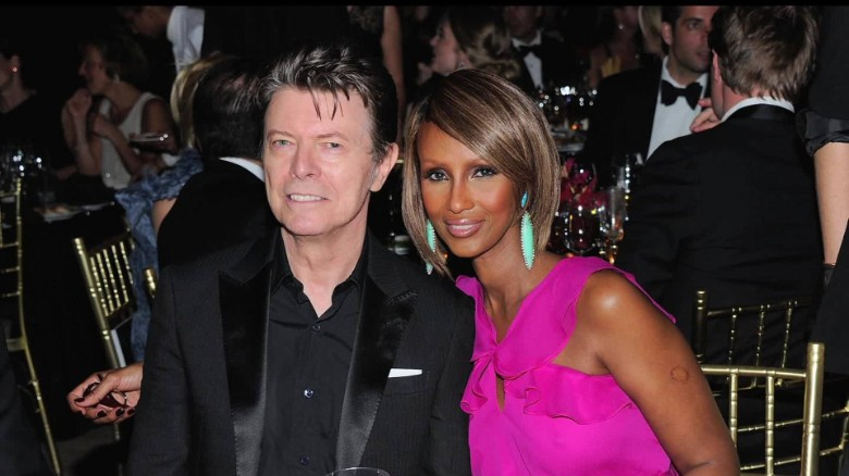 iman david bowie marriage 2011 sot_00003821