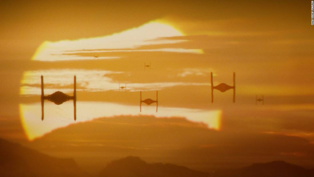 "<strong>Best visual effects:</strong> ""Star Wars: The Force Awakens,"" pictured, ""Mad Max: Fury Road,"" ""The Martian,"" ""The Revenant"" and ""Ex Machina."""