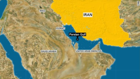 Iran seizes U.S. Navy boats, detains 10 sailors