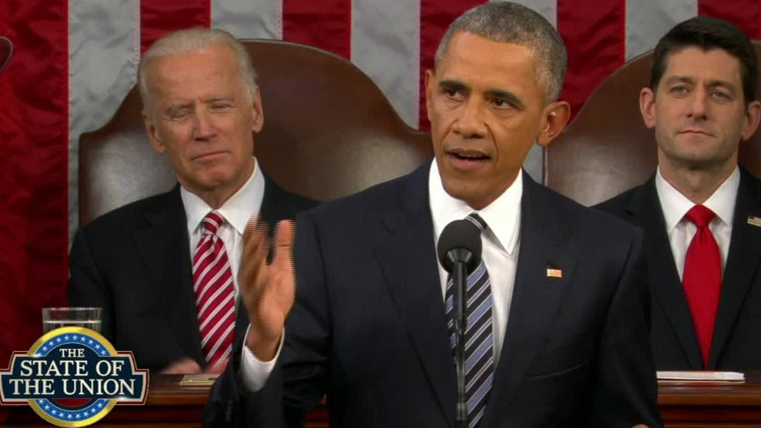 State of the Union 2016: Full text