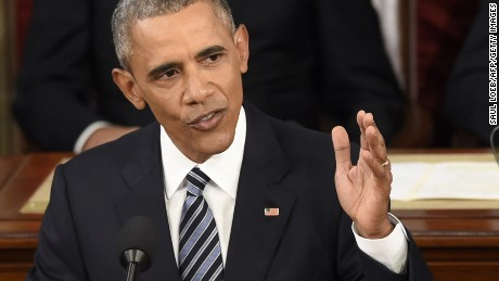 Obama's final State of the Union in under two minutes