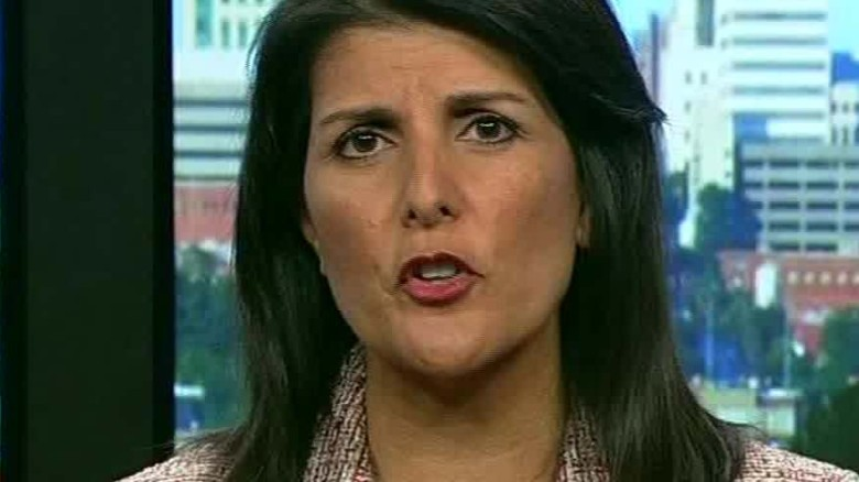 Governor Nikki Haley on the State of the Union