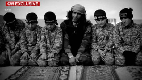 The children who escaped the clutches of ISIS