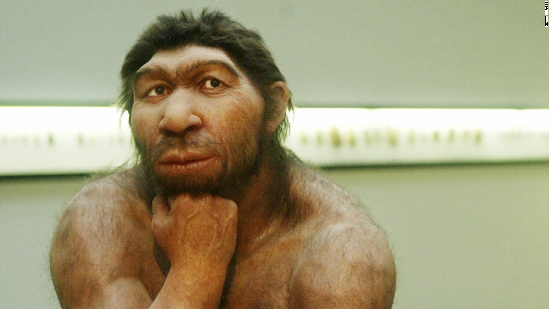 DNA results are in: Early humans and Neanderthals made babies together
