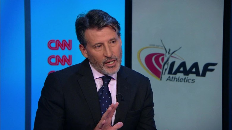 IAAF president on Russia's future in athletics