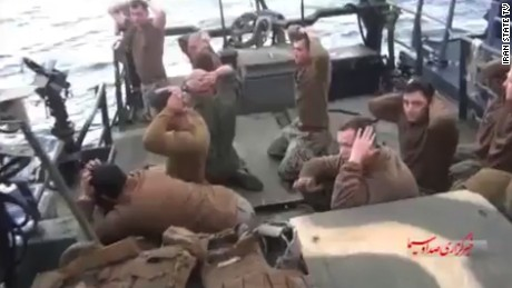 John Kerry: Footage of sailors made me 'angry'