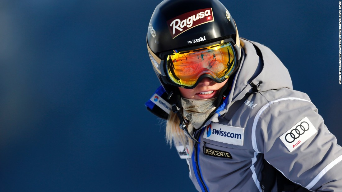 Lara Gut is looking to seal a memorable ski season in front of her home fans at the World Cup finals in St. Moritz.