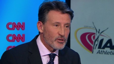 Seb Coe: 'These are dark days'