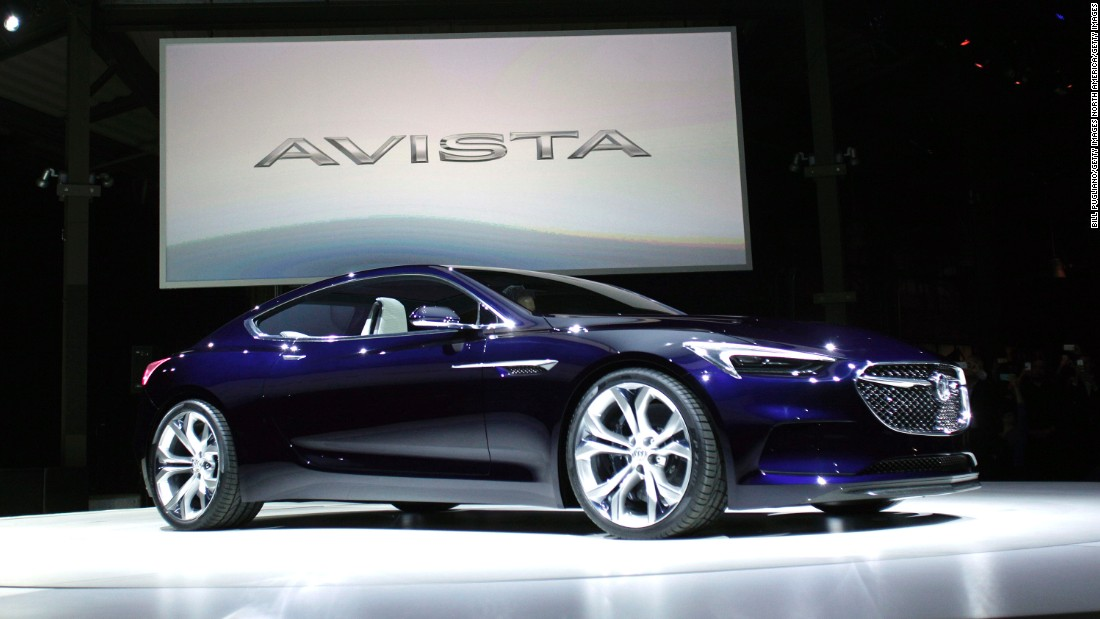 With lines that resemble some Porsches, the Avista Concept Coupe is a 2+2 with a bold stance and subtle styling points.