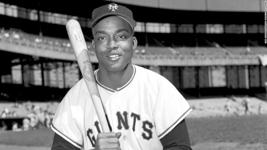 "Baseball Hall of Fame outfielder <a href=""http://www.cnn.com/2016/01/13/us/monte-irvin-baseball-obituary/"" target=""_blank"">Monte Irvin</a> died January 11 at the age of 96. Irvin was regarded as one of the best hitters and all-around players in the Negro League, making five All-Star teams. He became one of the first African-Americans to play in the majors, and he played a vital role in the New York Giants' World Series runs in 1951 and 1954."