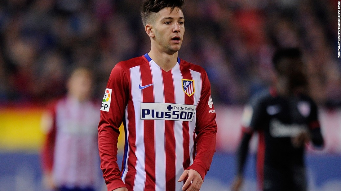 Argentine striker Luciano Vietto made the switch to the capital from Villarreal, costing Atletico $18.7 million in June 2015.