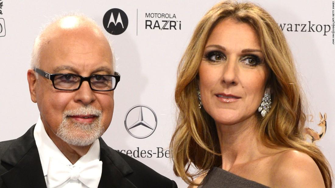 René Angélil, husband of Céline Dion, has died; funeral announced