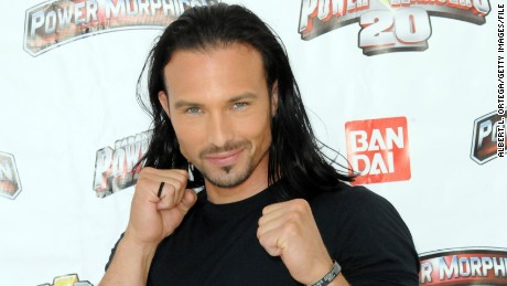 "Ricardo Medina Jr., an actor in the ""Power Rangers"" series, has been charged with murder, says the Los Angeles County DA."