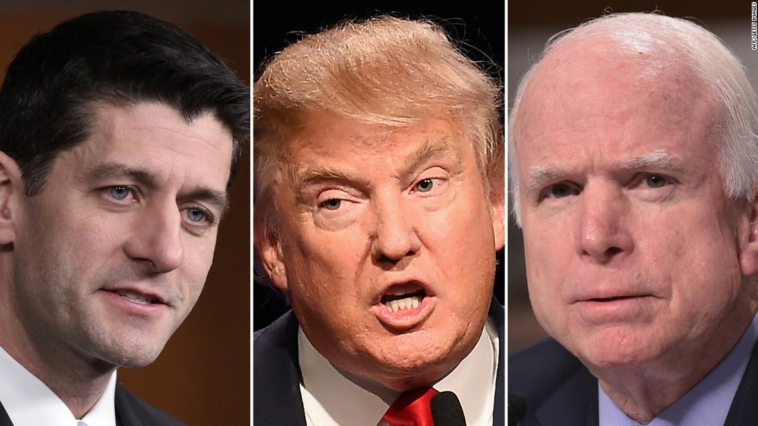 Donald Trump's strange campaign gets stranger