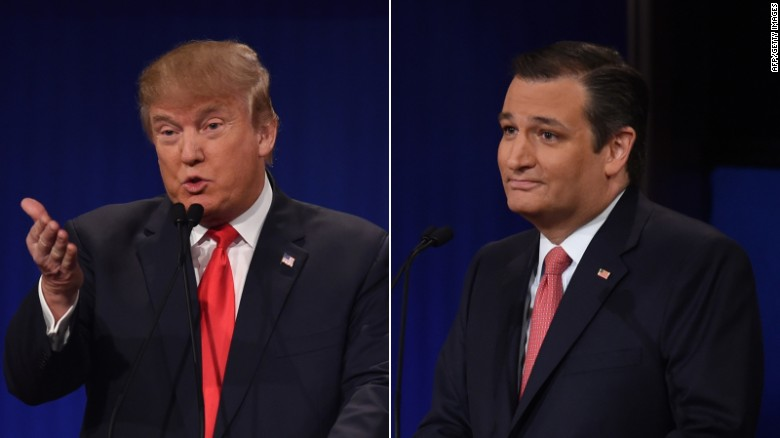 Trump: Cruz is a 'nasty guy'