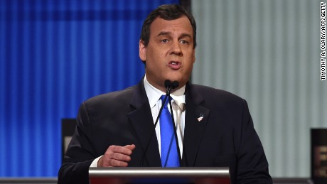 Why Chris Christie had to get back to New Jersey