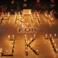 indonesia jakarta blast 0114 solidarity candles